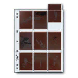 Folha de Proteção Print File 120-9HB para Negativos 120 6x6, 6x4.5 e 6x7 Pack com 25 Folhas