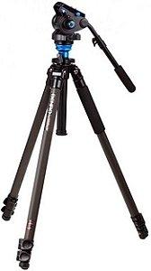 Tripé Profissional Benro  PRO A2573FS6  para Câmera de Vídeo 6KG