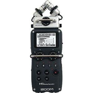 Gravador Digital  Portátil  Zoom H5