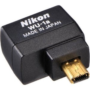 Adaptador Sem Fio  Nikon WU-1a Wi-Fi