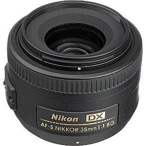 Lente Nikon AF-S DX NIKKOR 35mm f / 1.8G