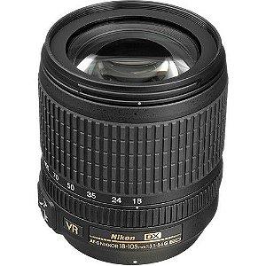 Objetiva Nikon AF-S DX 18-105mm f/3.5-5.6G ED VR