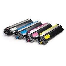 Kit 4 Toner Brother TN210 compatível | HL8070 HL3040CN MFC9010CN MFC9320CW