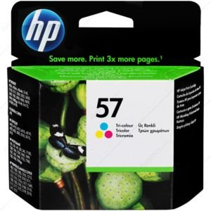 Cartucho HP color 57