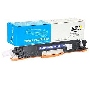 Toner Amarelo Compatível CE312A/CF352A