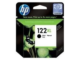 Cartucho HP Original Preto 122XL
