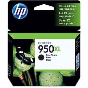 Cartucho HP Original Preto 950XL