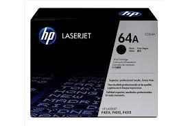 Toner HP Original Preto CC364A