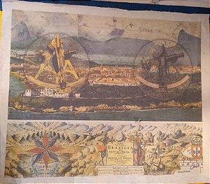 Lona Mapa (173x144cm)