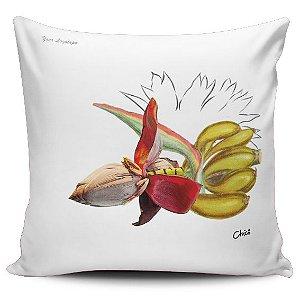 Almofada Bananas em flor 8 (UNIDADE)