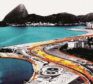 Lona Aterro do Flamengo (190x190 cm)