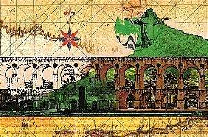 Lona Arcos da Lapa (190x125 cm)