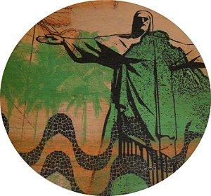 Lazy Susan Centro Mesa Giratorio Cristo - 50 cm