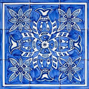 Painel de Azulejo 15 - 45x45cm