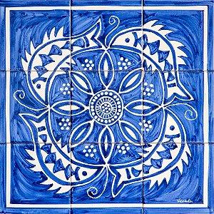 Painel de Azulejo 13 - 45x45cm