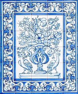 Painel de Azulejo 20 - 90x75cm