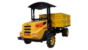 BTB 2022D - Trator Articulado Isoamétrico Agrícola 4x4