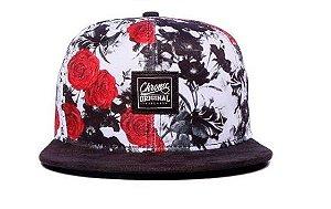 Boné Chronic Floral Roses IV Original Caps Snapback