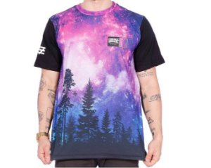 Camiseta Chronic Light Galaxy Edição Limitada