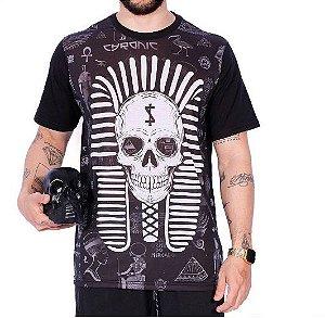 Camiseta Chronic Farah King Skull Mumia