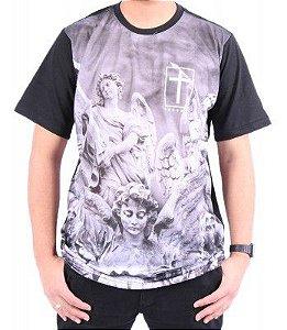 Camiseta Chronic Anjos do Senhor Proteção Original Brands
