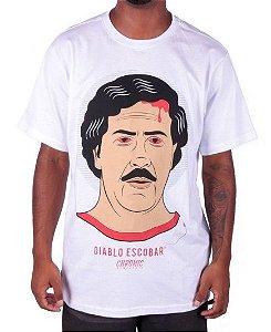 Camiseta Chronic Pablo Escobar Don Pablo Caricatura Narcos