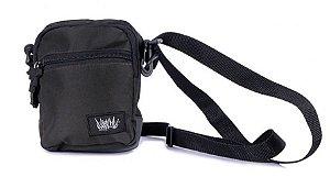 Shoulder Mini Bag Chronic Varias Cores 2 Zippers Bolso Frontal de Redinha Original