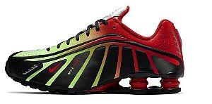 Tenis Nike Shox R4 Neymar Jr Colors 4 Molas Edição Limitada