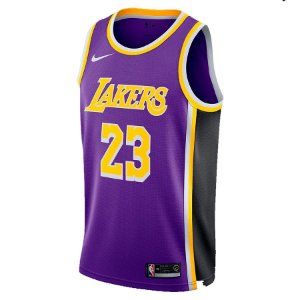 Camisa Regata Los Angeles Roxa Lakers Lebron James Edição Limitada