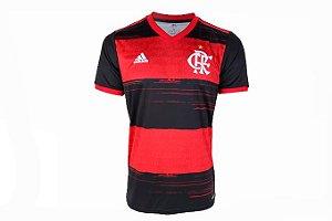 Nova Camisa Flamengo 2020/21 Preta E Vermelha Pronta Entrega