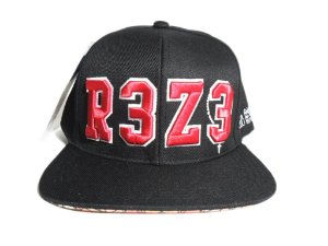 BONÉ CHRONIC R3Z3 PRETO SNAPBACK ORIGINAL CHRONIC 420
