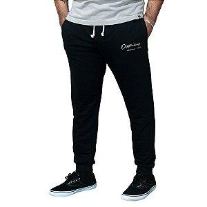 Calça de Moletom Jogger Outstanding Lifestyle Preto National Brand
