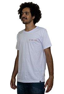 Camiseta Outstanding Cacto Branca