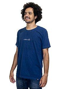Camiseta Outstanding Estonada Azul Marinho