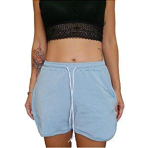 Shorts Moletinho Outs x EMMMES Azul
