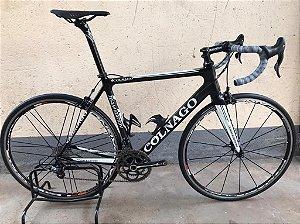 Bicicleta Semi Nova Speed Colnago Team Edition Tamanho 56