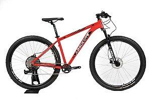 Bicicleta Absolute Wild 12 vel 2021 Vermelha