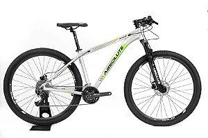 Bicicleta Absolute Wild Altus 27V 2021 Prata