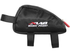 Bolsa de Selim XLAB Rocket Pocket Black