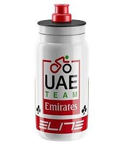Caramanhola 550ml Elite Fly Team Emirates Branca