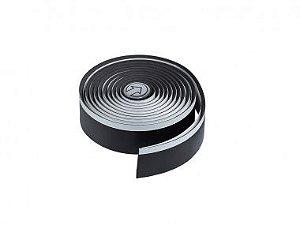 Fita de Guidão Shimano Pro Microfibra Refletiva Preto