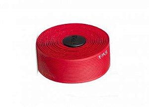 Fita de Guidão Fizik Vento Microtex 2mm Vermelha
