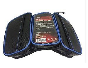 Mini Alforges STN com Suporte para Celular Azul