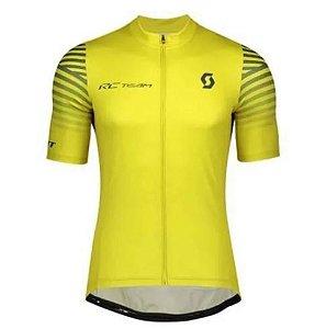 Camisa Scott RC Pro Amarela