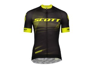 Camisa Scott RC Pro Preto e Amarelo