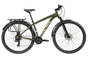 Bicicleta Caloi Explorer Equiped Verde