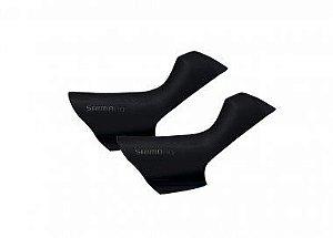 Capa Borracha Shimano para STI  ST-R7000/ ST-R8000 Dir/Esq