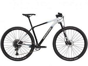Bicicleta Cannondale F-Si Carbon 5 2021 Preto / Branco