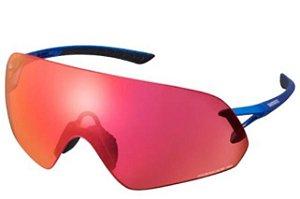 Óculos Shimano Aerolite Azul Ridescape