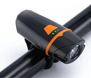 Farol USB Alumínio Top Ultra Light